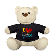 I LOVE YOU, Birthday, Valentineu0027s Day, Romance Teddy Bear Toys   Teddy Bear