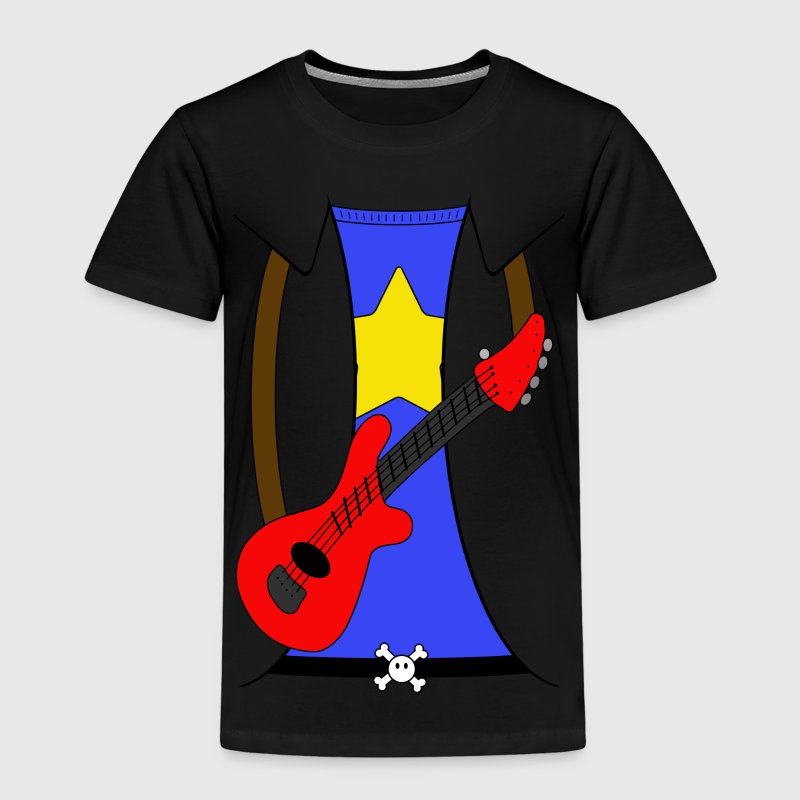 Rockstar - Kind - Kinder Premium T-Shirt