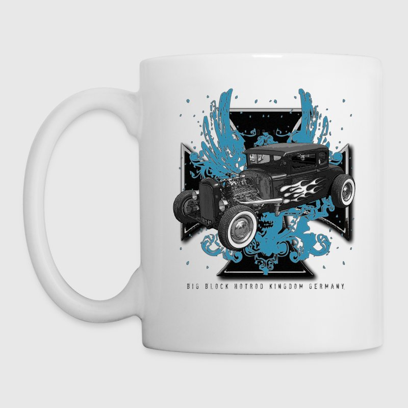 db-one Hot Rod Garage - Tasse