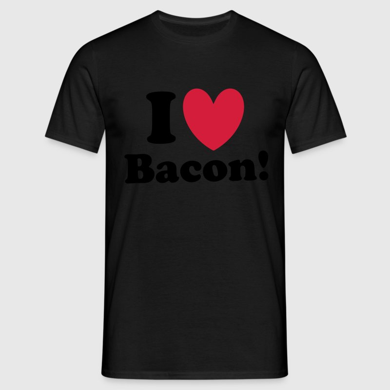 Bacon T-shirts - Herre-T-shirt