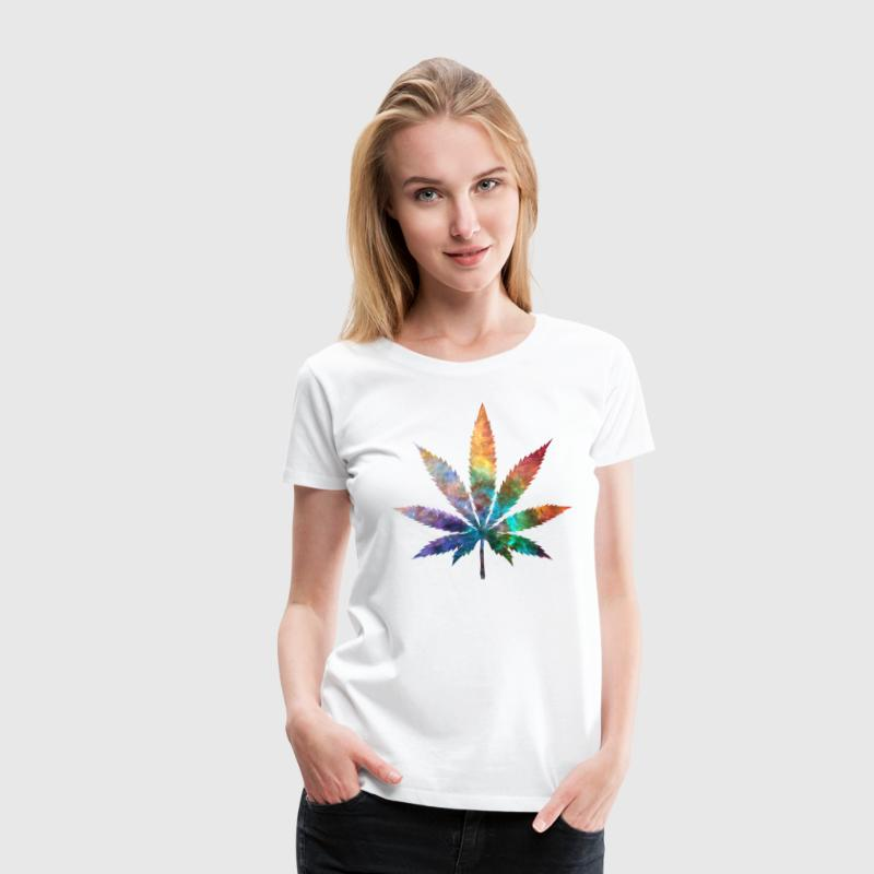 Cosmic Chronic T-Shirts - Women's Premium T-Shirt