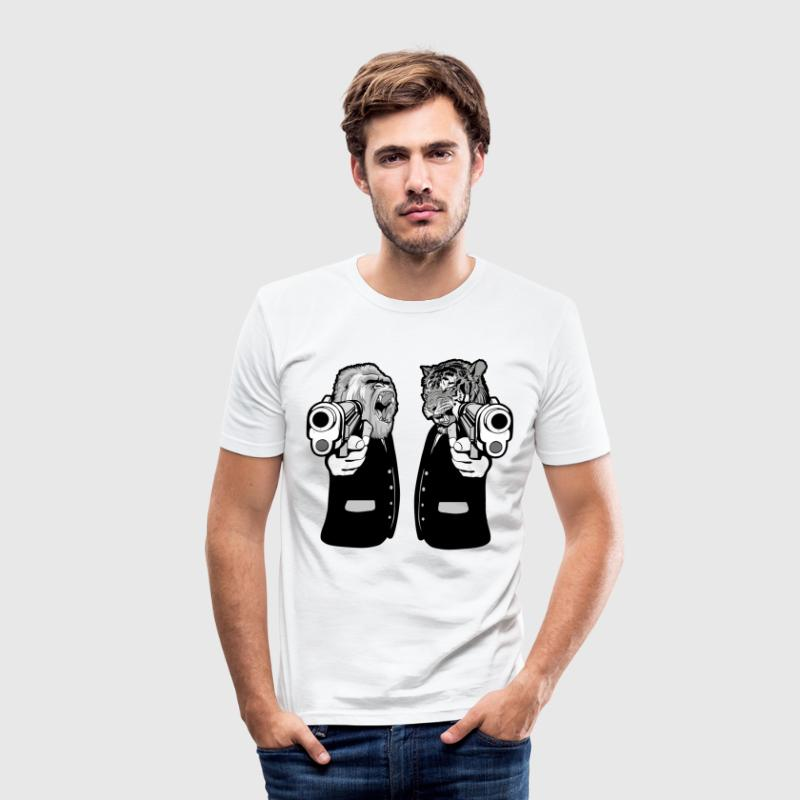 pulp T-Shirts - Männer Slim Fit T-Shirt