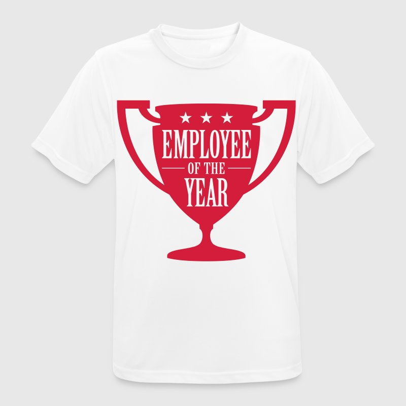 Employee of the Year! T-Shirts - Men's Breathable T-Shirt