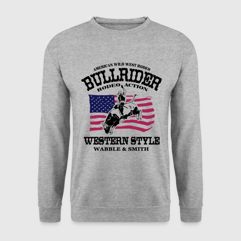 Western Rodeo - Bullrider Sweat-shirts - Sweat-shirt Homme