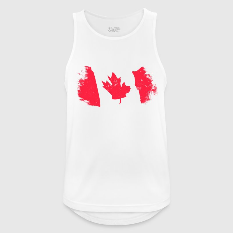 Canadian Maple Leaf Sports wear - Men's Breathable Tank Top