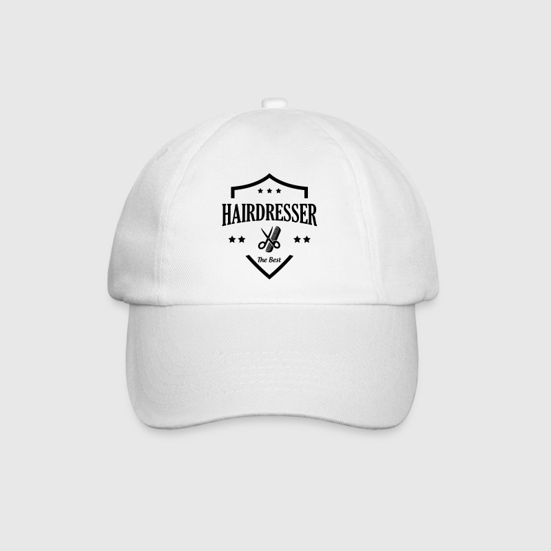 Hairdressing / Hairdresser / Hairstyle / Haircut Caps & Hats - Baseball Cap