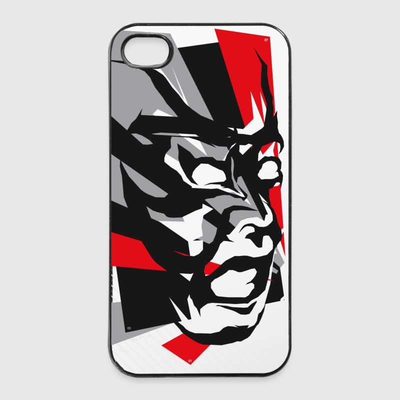 Kabuki Phone & Tablet Cases - iPhone 4/4s Hard Case