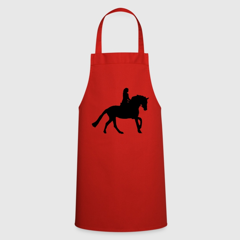 Horseback riding, horse  Aprons - Cooking Apron