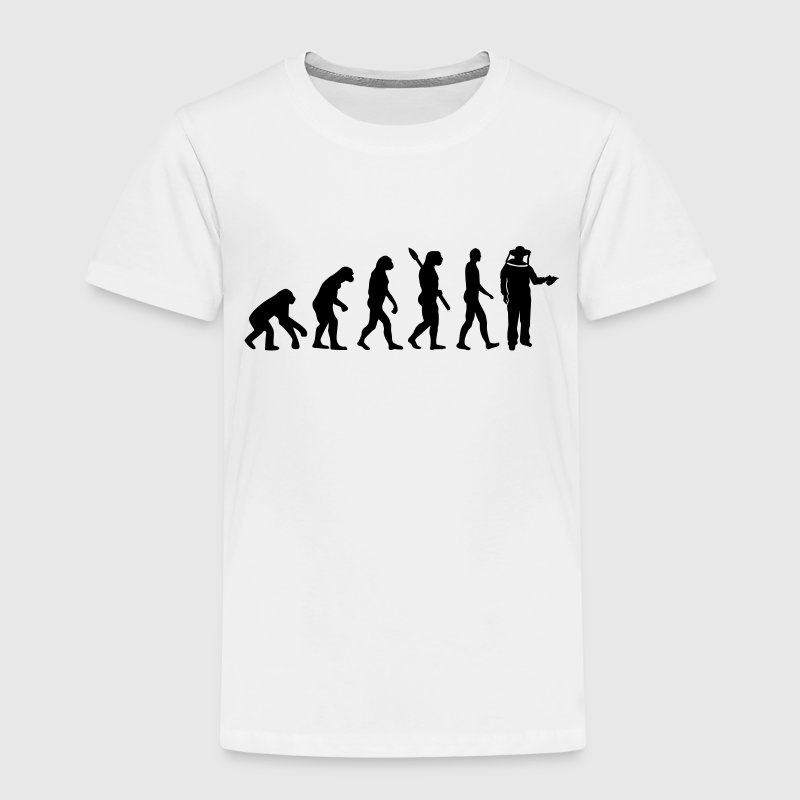 Evolution Imker T-Shirts - Kinder Premium T-Shirt