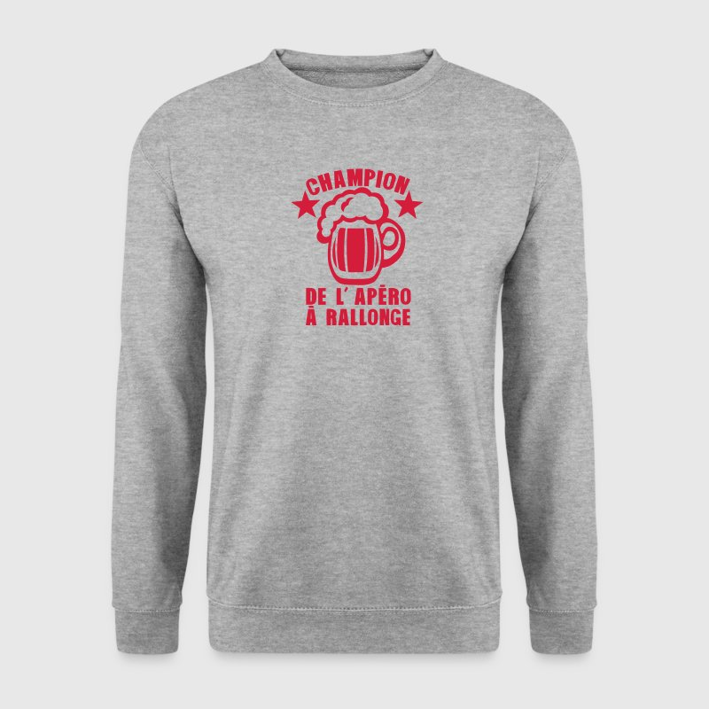 champion apero rallonge biere dessin Sweat-shirts - Sweat-shirt Homme
