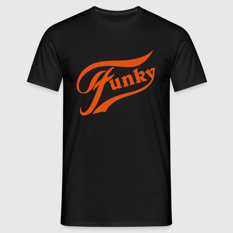 funk to funky Tee shirts - T-shirt Homme