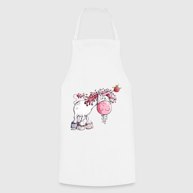 Grembiule con divertente unicorno unicorni spreadshirt - Grembiule da cucina ...