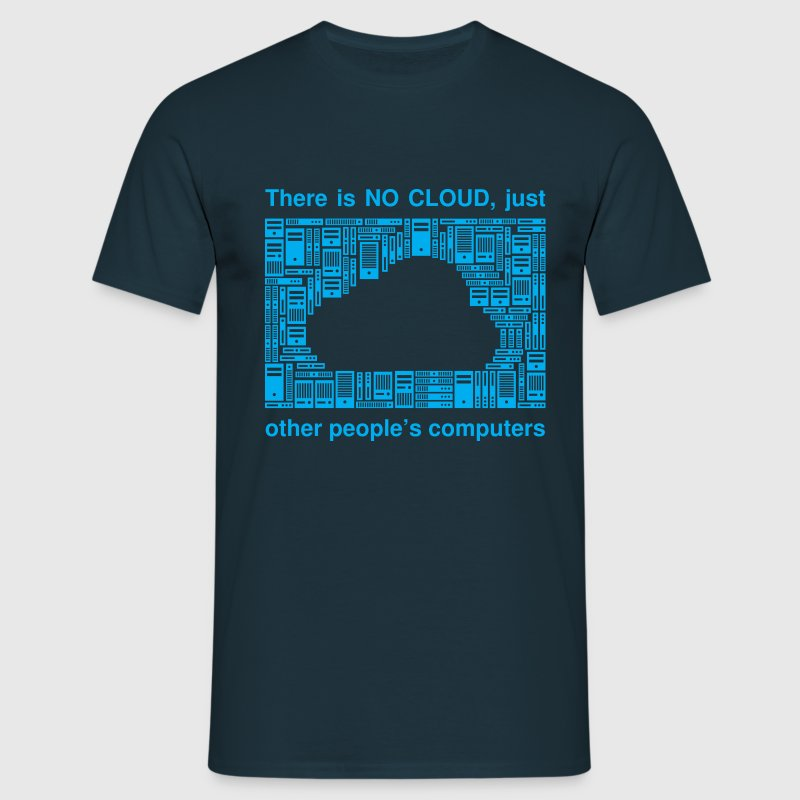 There is no cloud - T-shirt Homme