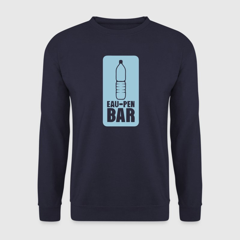 eau pen bar open humour Sweat-shirts - Sweat-shirt Homme