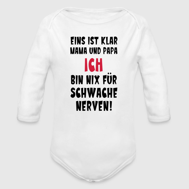 baby statement lustig schwangerschaft baby body spreadshirt. Black Bedroom Furniture Sets. Home Design Ideas