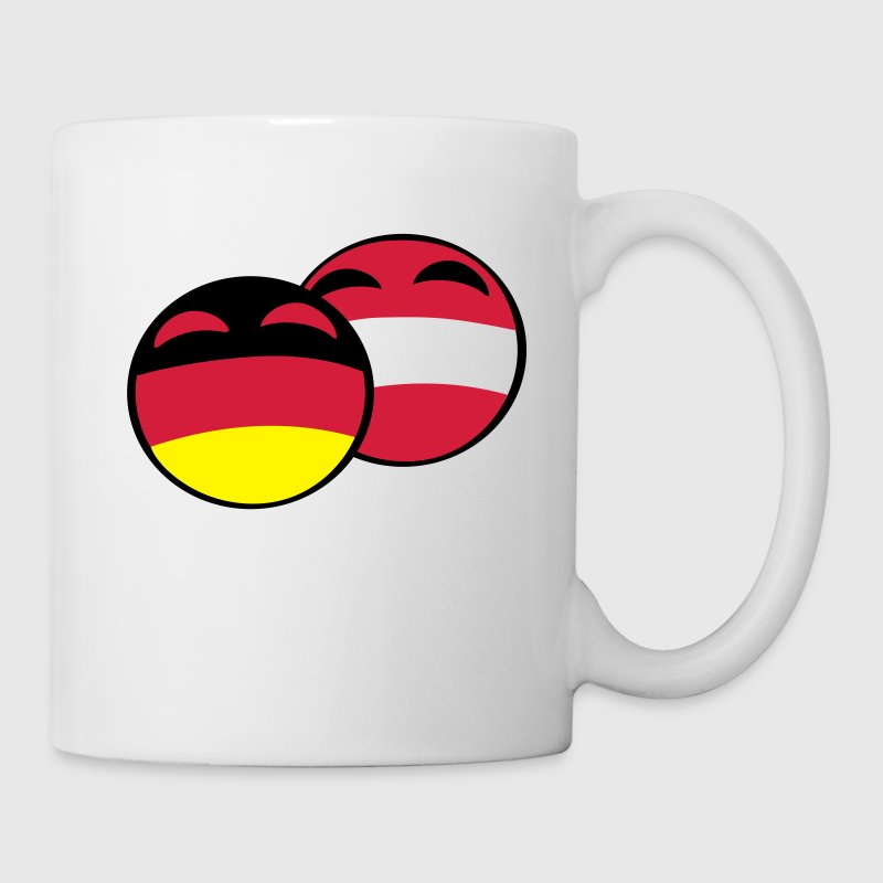 germanball - Tasse