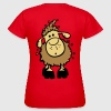 Flauschiges Schaf T-Shirts - Frauen T-Shirt