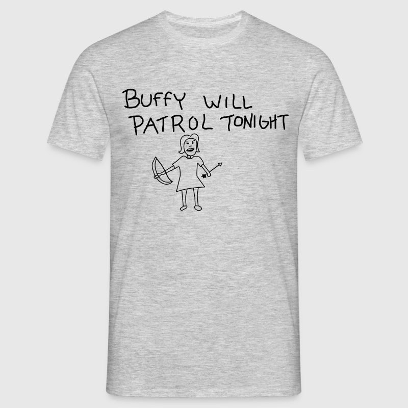 buffy's patrol T-Shirts - Men's T-Shirt