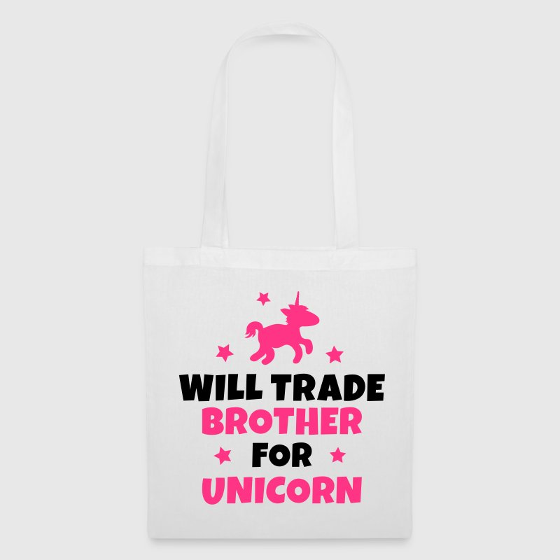 Will trade brother for unicorn Tasker & rygsække - Mulepose