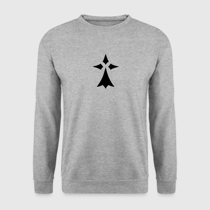 hermine bretonne symbole region bretagne Sweat-shirts - Sweat-shirt Homme