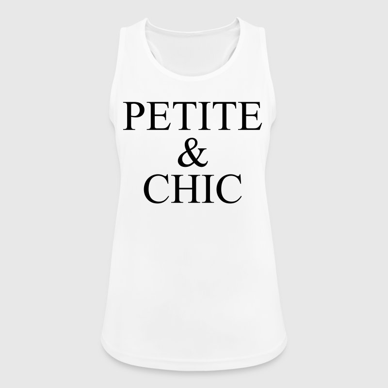 Petite & Chic  Tops - Women's Breathable Tank Top
