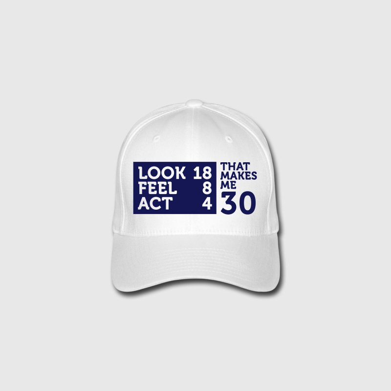 I am 30 years old, but .... Caps & Hats - Flexfit Baseball Cap