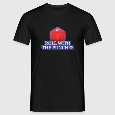 Roll With The Punches Mugs & Drinkware - Men's T-Shirt