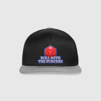 Roll With The Punches Mugs & Drinkware - Snapback Cap