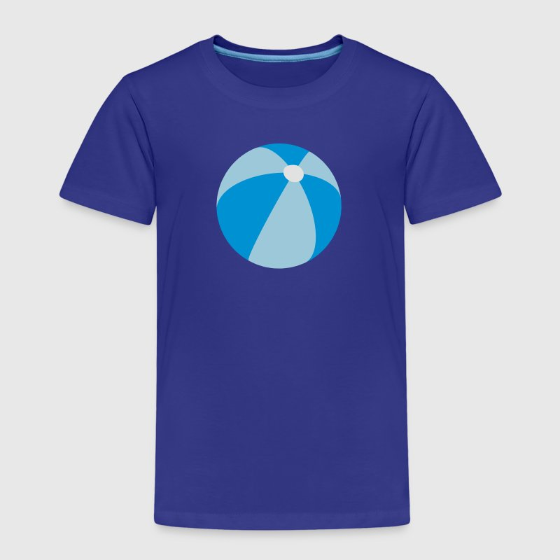 Beach Ball strandbal Shirts - Kinderen Premium T-shirt