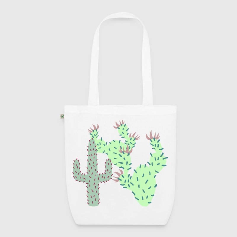 Cactus Bags & Backpacks - EarthPositive Tote Bag