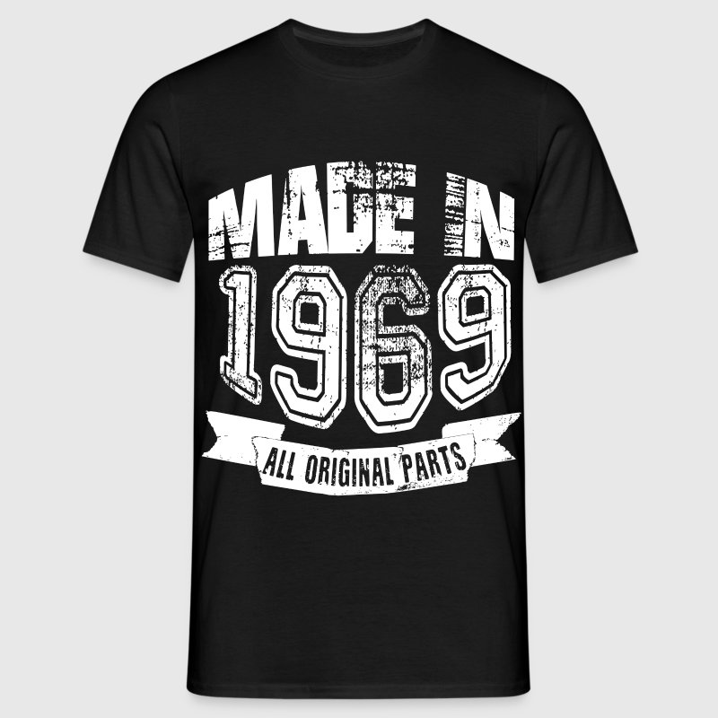 Made in 1969 - Camiseta hombre