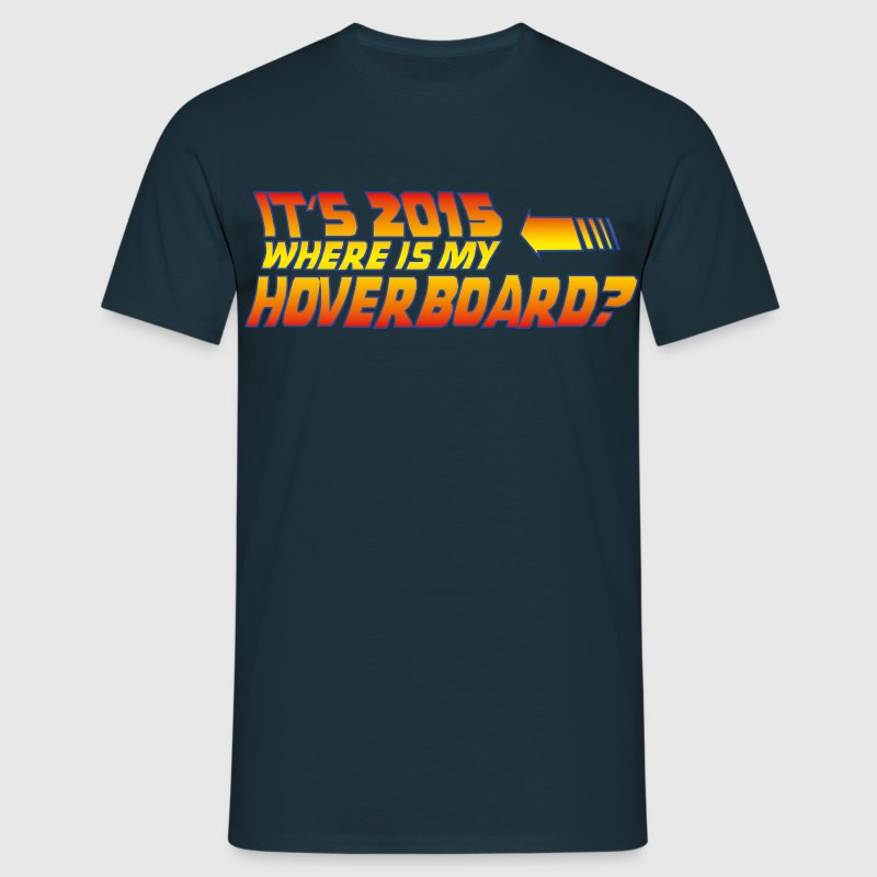Marine Hoverboard Tee shirts - T-shirt Homme
