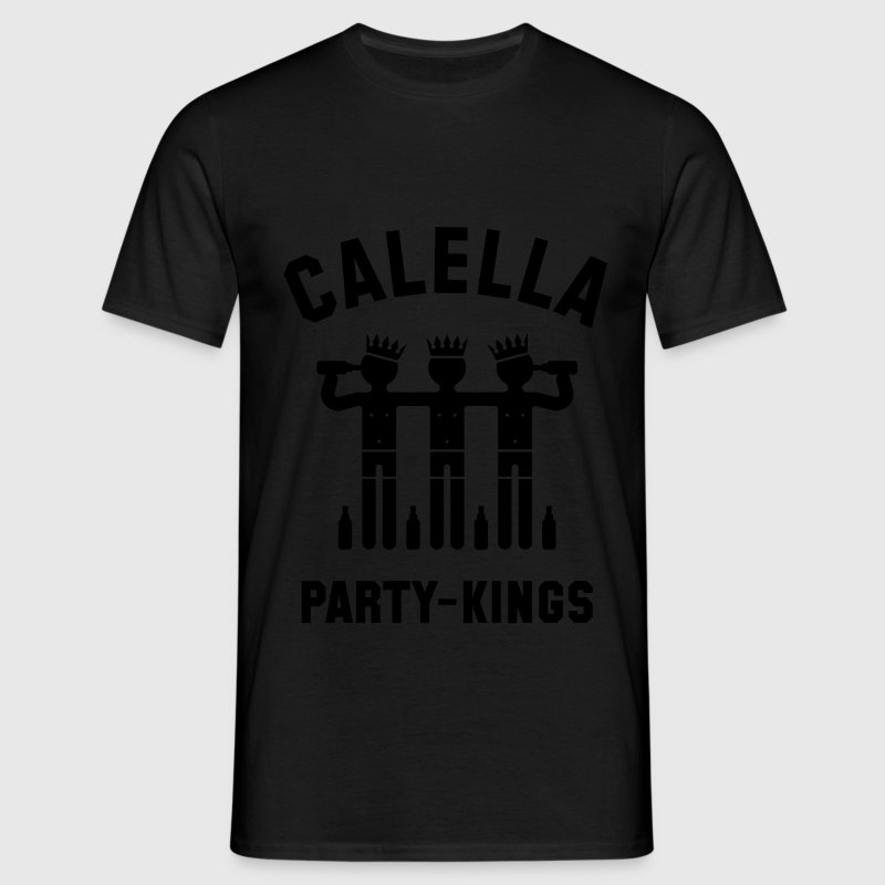 Calella Party-Kings (Partyurlaub) T-Shirts - Männer T-Shirt
