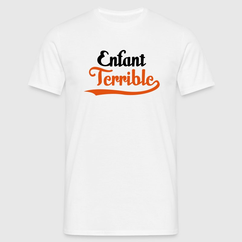 Enfant Terrible - Bürgerschreck T-shirts - Mannen T-shirt