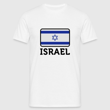 Drapeau national d Israël Vêtements de sport - T-shirt Homme