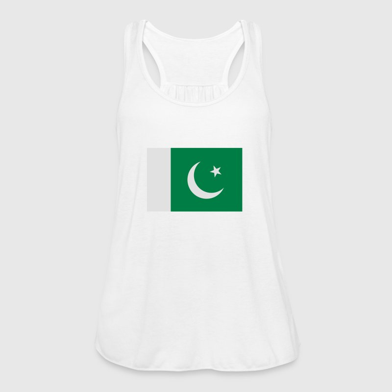 National Flag of Pakistan Tops - Women's Tank Top by Bella