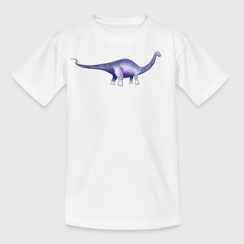 Dippy the Diplodocus Shirts - Kids' T-Shirt