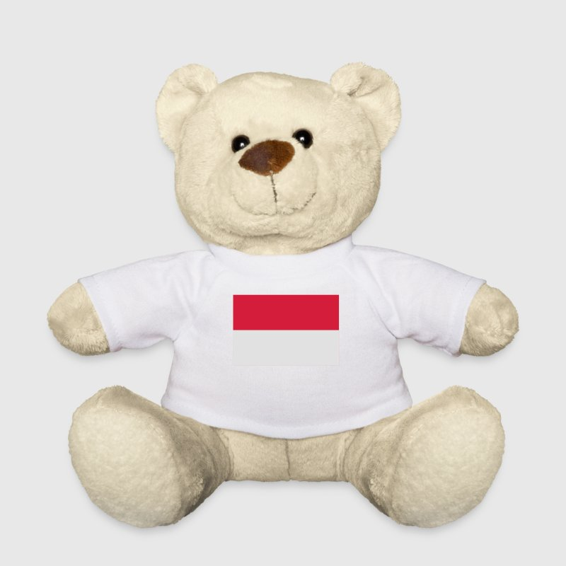 National flag of Indonesia Teddy Bear Toys - Teddy Bear
