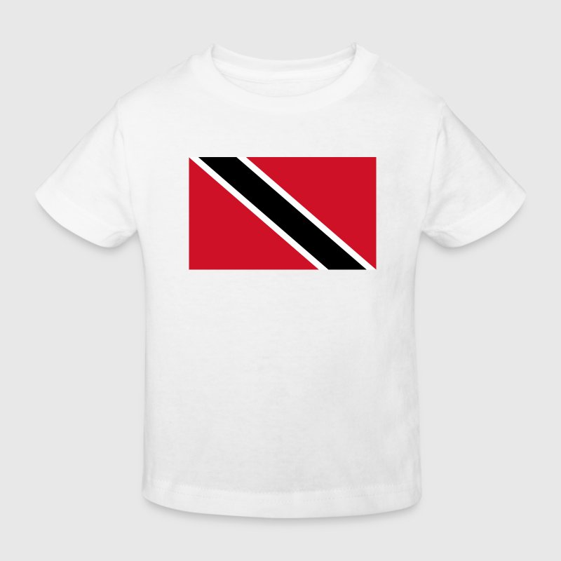 National flag of Trinidad and Tobago Shirts - Kids' Organic T-shirt