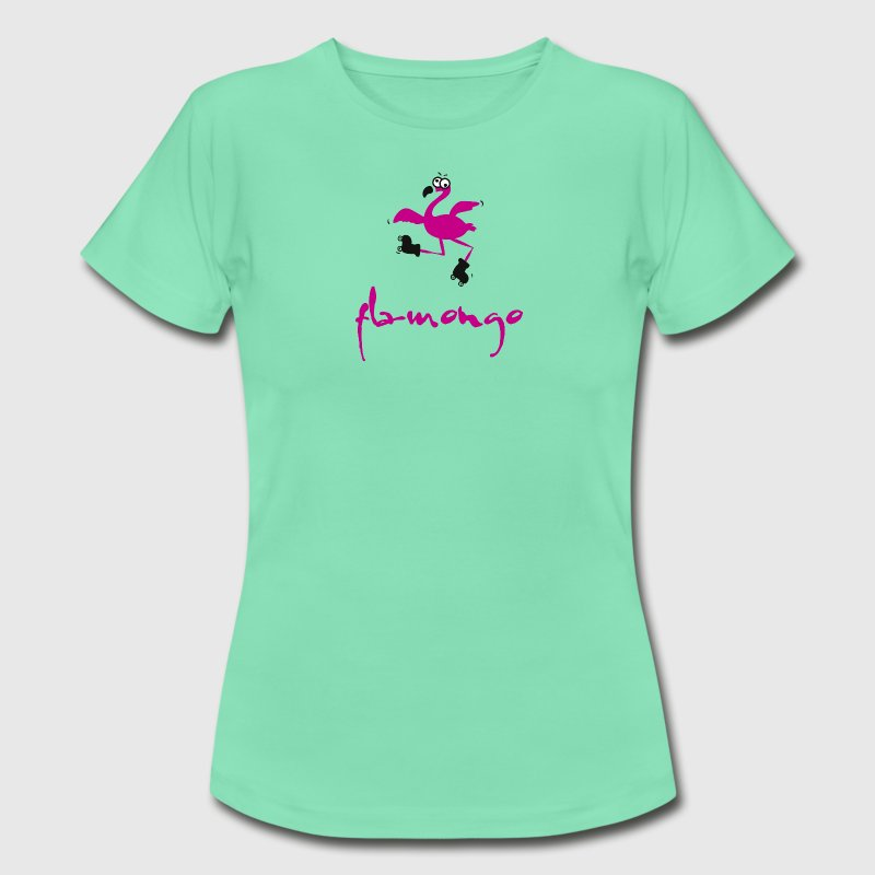 flamongo - Frauen T-Shirt