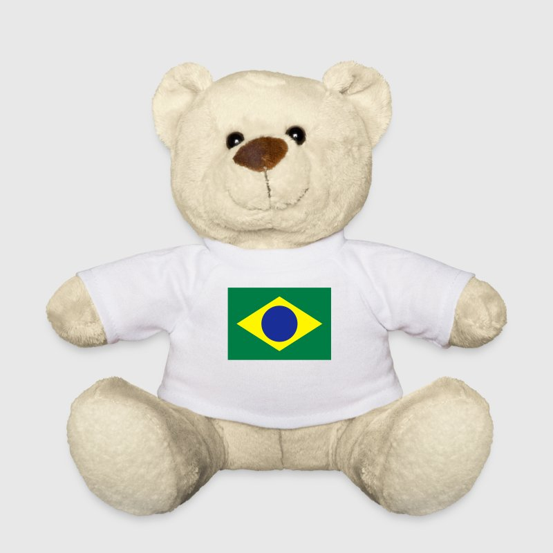 National flag of Brazil Teddy Bear Toys - Teddy Bear
