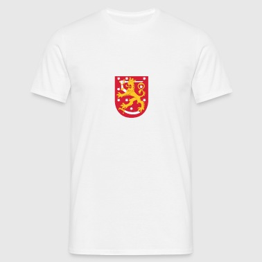 Armoiries nationales de la Finlande Vêtements de sport - T-shirt Homme