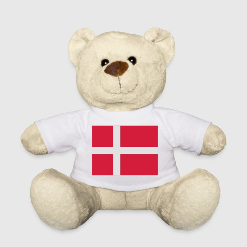 National flag of Denmark Teddy Bear Toys - Teddy Bear