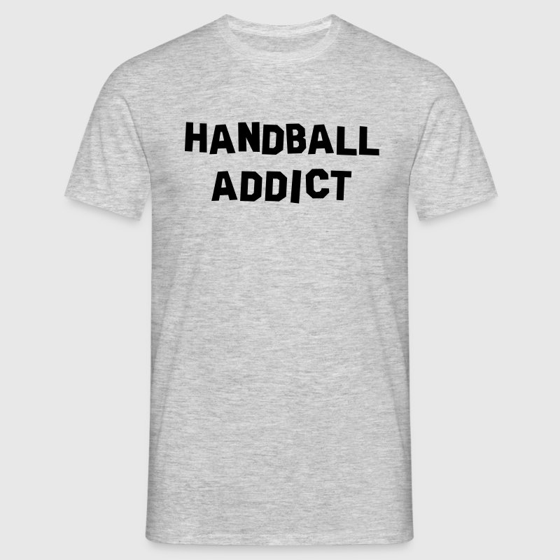 handball addict 01 - Men's T-Shirt