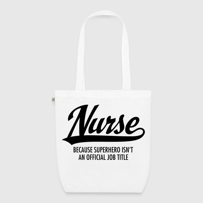 Stoffen Tas Forever 21 : Nurse superhero stoffen tas spreadshirt