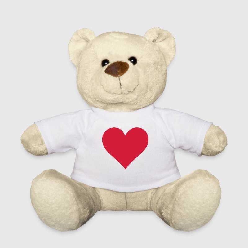 Heart for Love - The Original Peluches - Nounours