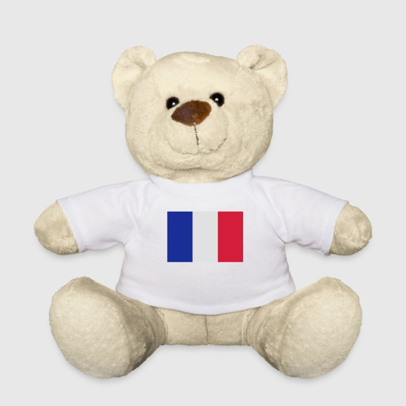 National flag of France Teddy Bear Toys - Teddy Bear