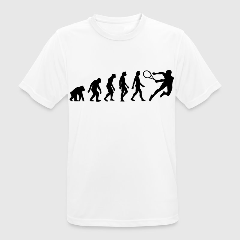 The Evolution of Tennis T-Shirts - Men's Breathable T-Shirt
