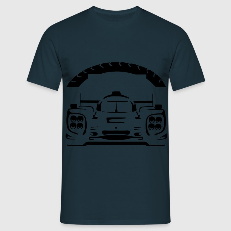 Endurance - La course automobile - T-shirt Homme
