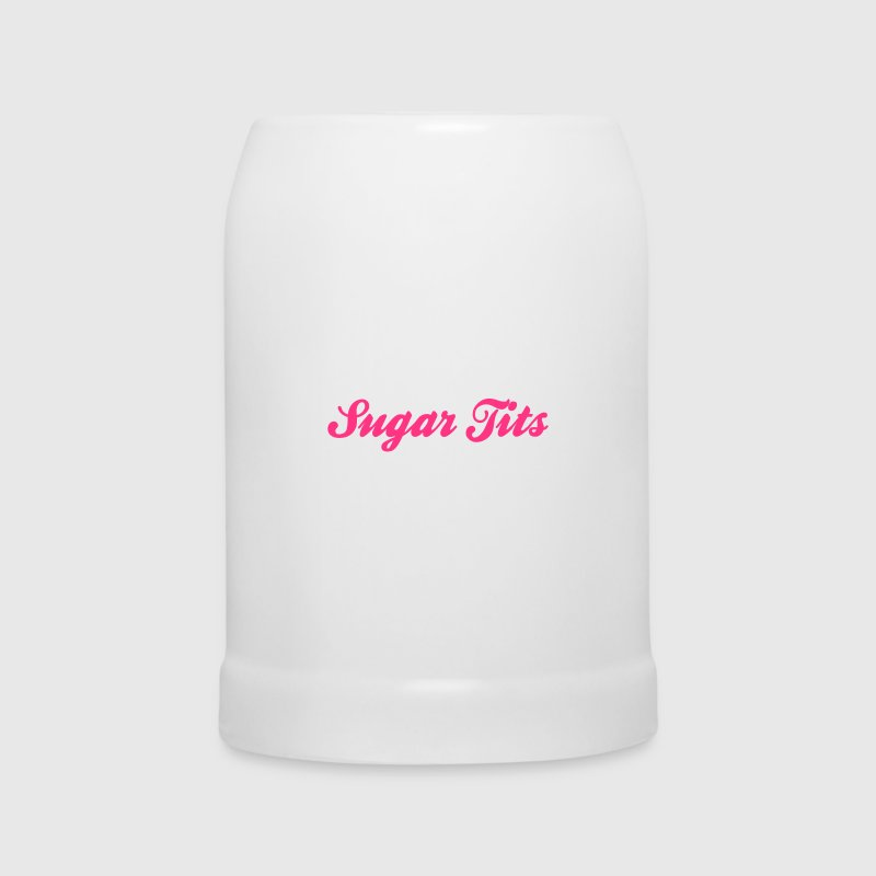 Sugar Tits Mugs & Drinkware - Beer Mug